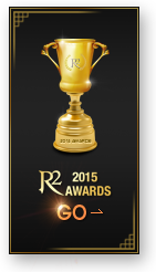 R2 2015 AWARDS 보러가기